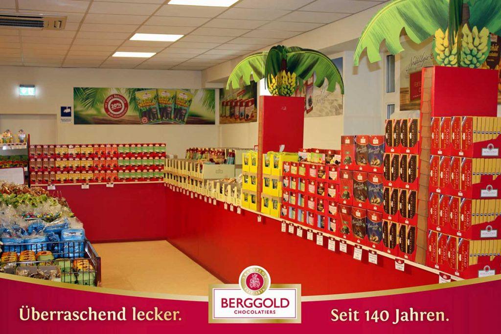 Berggold Werksverkauf, Ausflugstipp Pension Oberhof