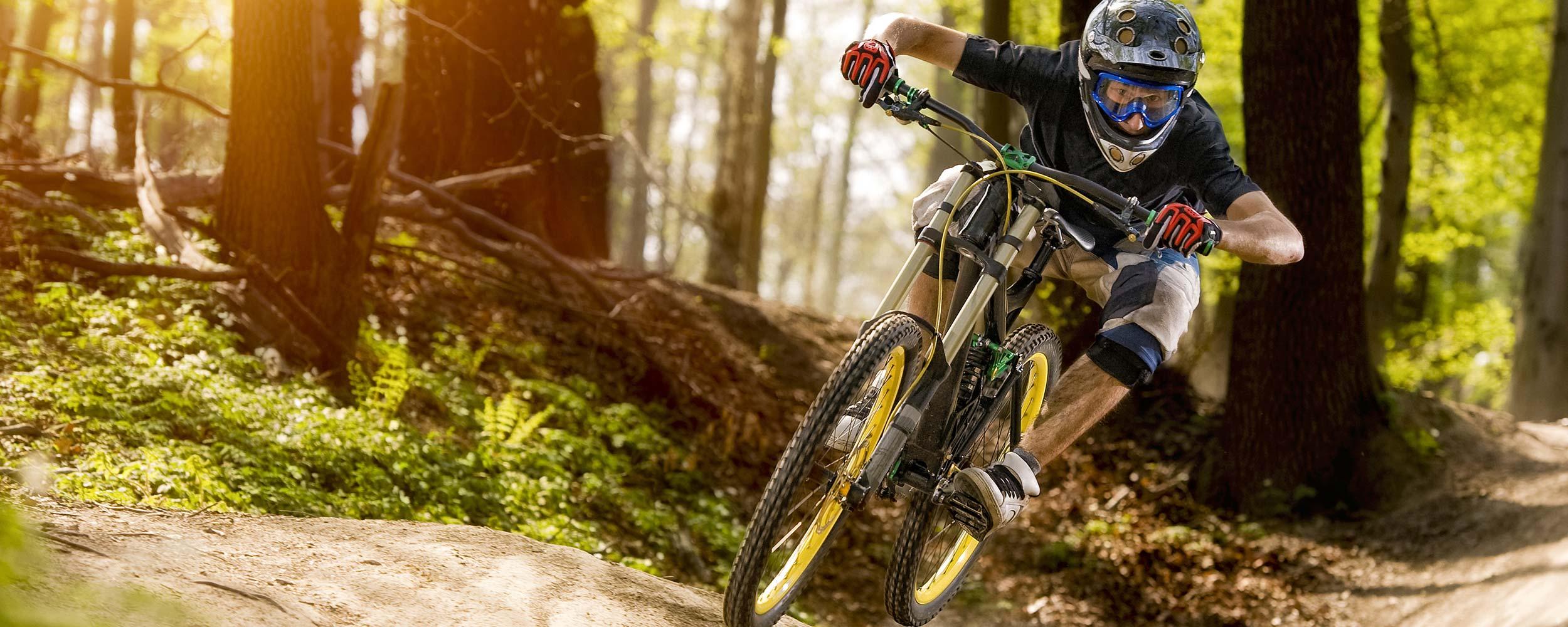 Bikepark Oberhof, Beispielbild   ©KopoPhoto - stock.adobe.com