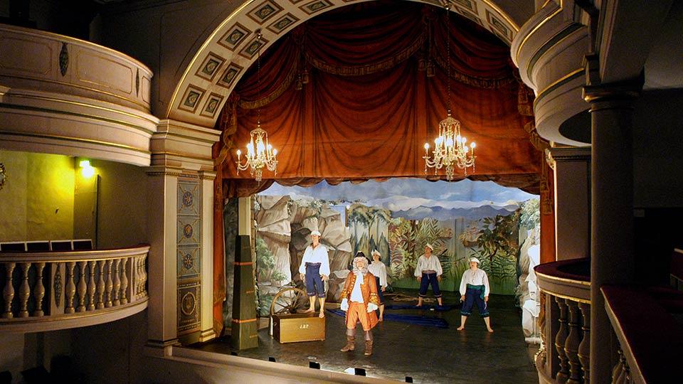 Gotha Ekhof Theater | Hotel Oberhof Urlaub buchen