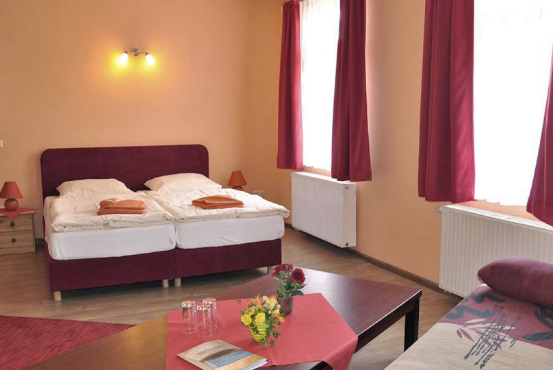 Pension in Oberhof, Economy Zimmer