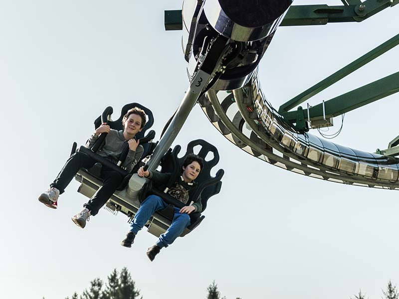 Inselsberg Fundpark   Ausflugstipp Pension Oberhof