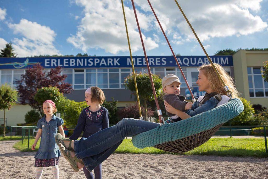 Meeresaquarium Zella-Mehlis   Ausflugstipp Hotel Oberhof