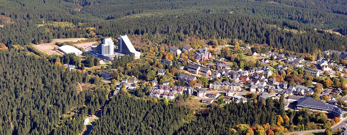 Oberhof Thüringer Wald