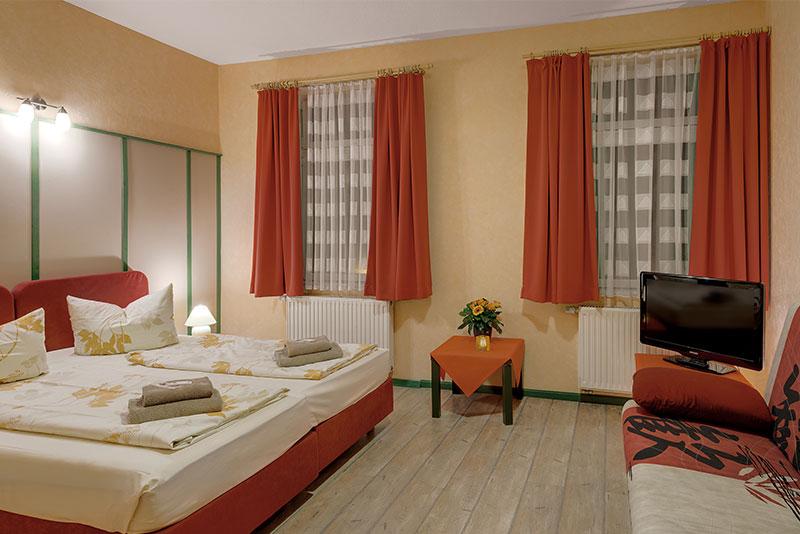 Standard Zimmer Haus Saarland