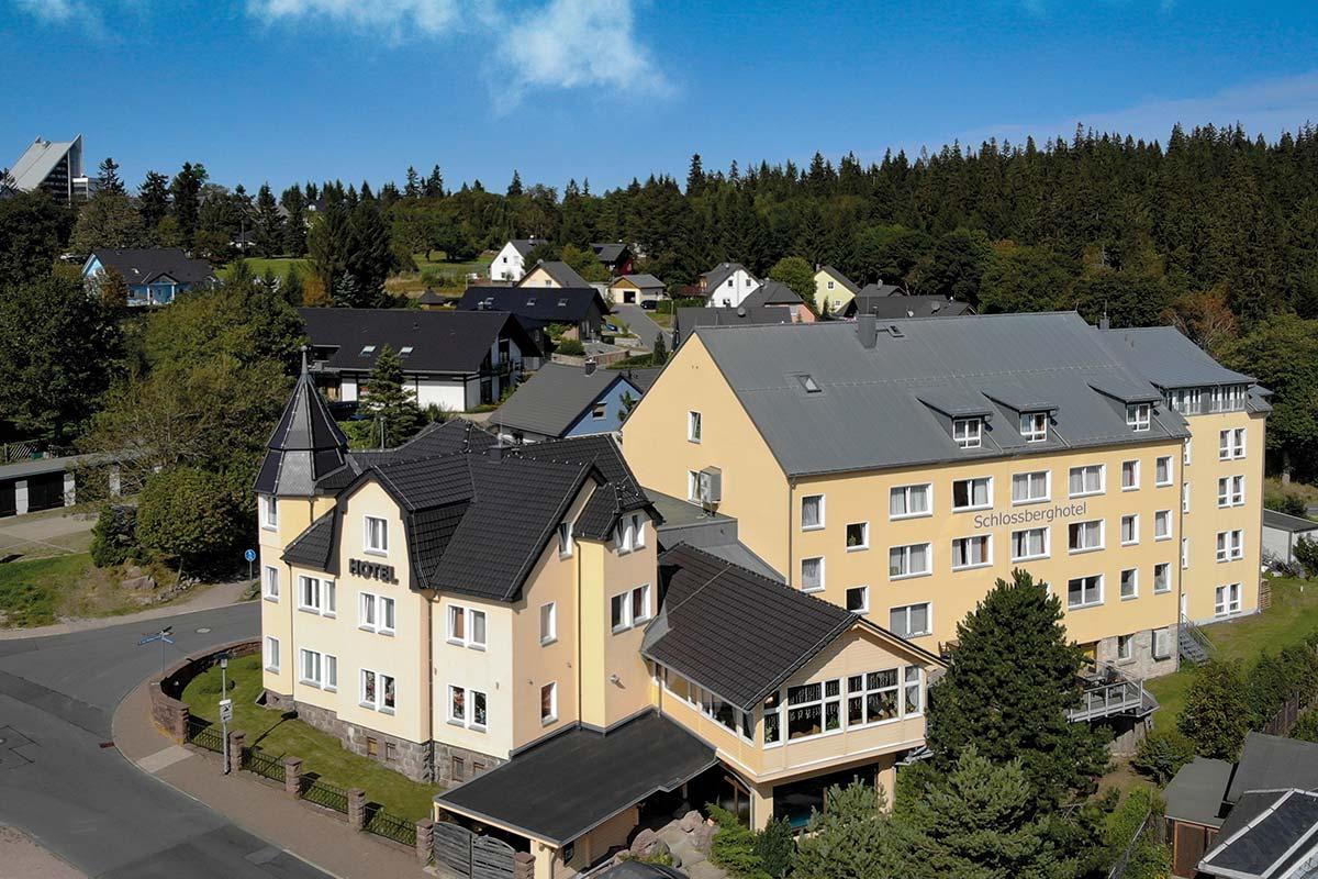 Schlossberghotel Oberhof, Hotel Empfehlung