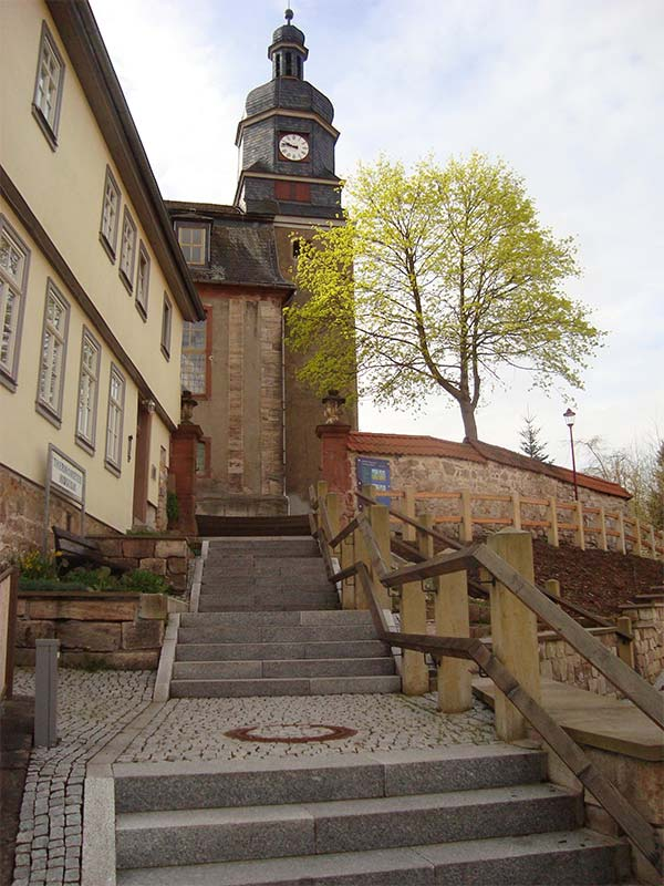 Thermometermuseum Geraberg   Ausflugstipp Pension Oberhof